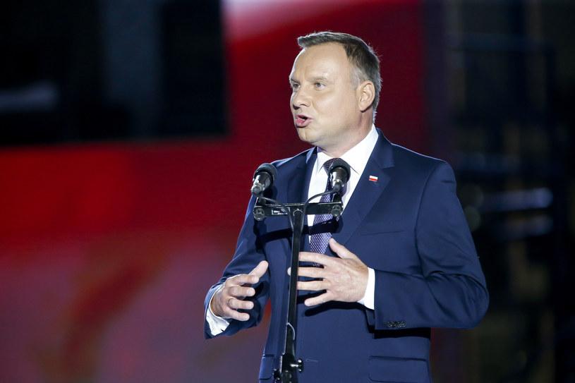 Andrzej Duda /Baranowski /AKPA