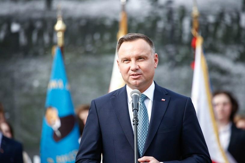 Andrzej Duda /Tomasz Kawka /East News