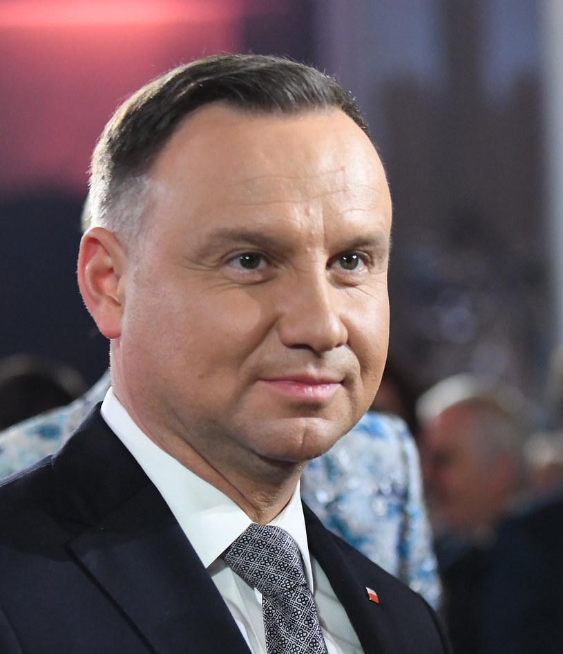 Andrzej Duda /ANDRZEJ ZBRANIECKI /East News