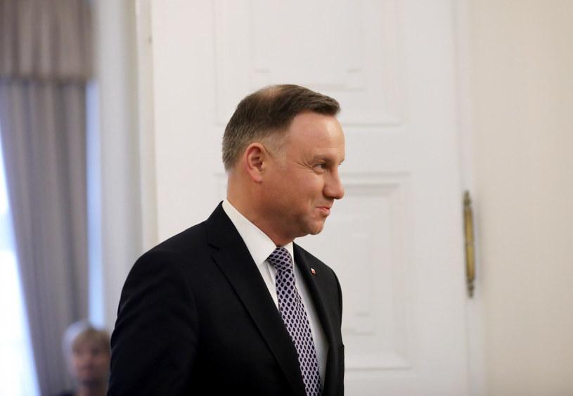 Andrzej Duda /Piotr Molecki /East News
