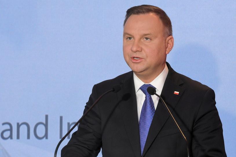 Andrzej Duda / Radek Pietruszka   /PAP/EPA