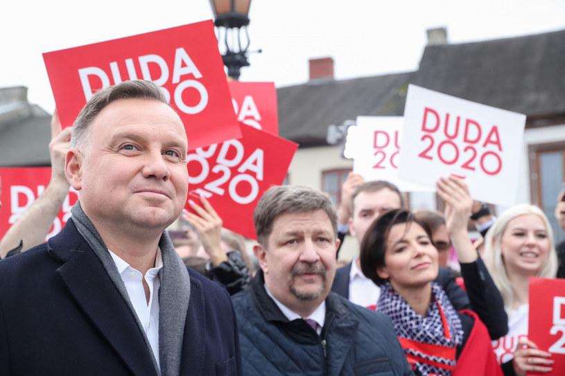 Andrzej Duda /fot. Andrzej Iwanczuk/REPORTER /East News