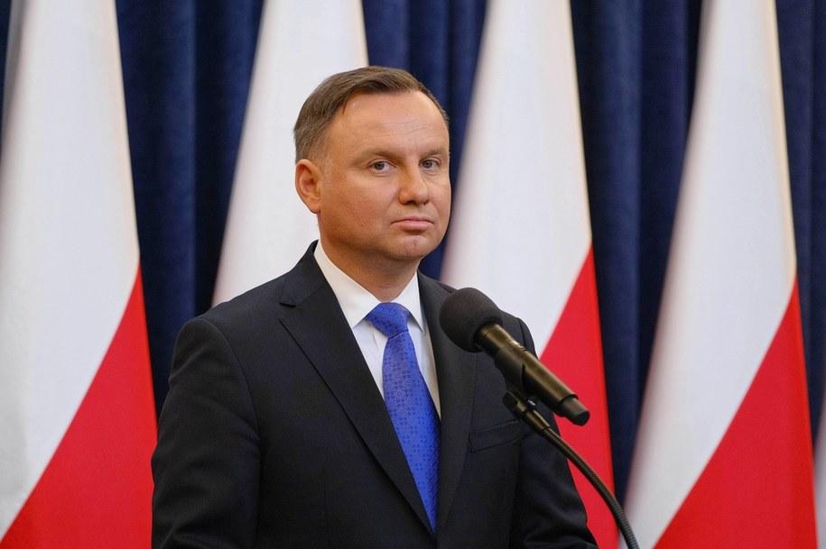 Andrzej Duda /Mateusz Marek /PAP