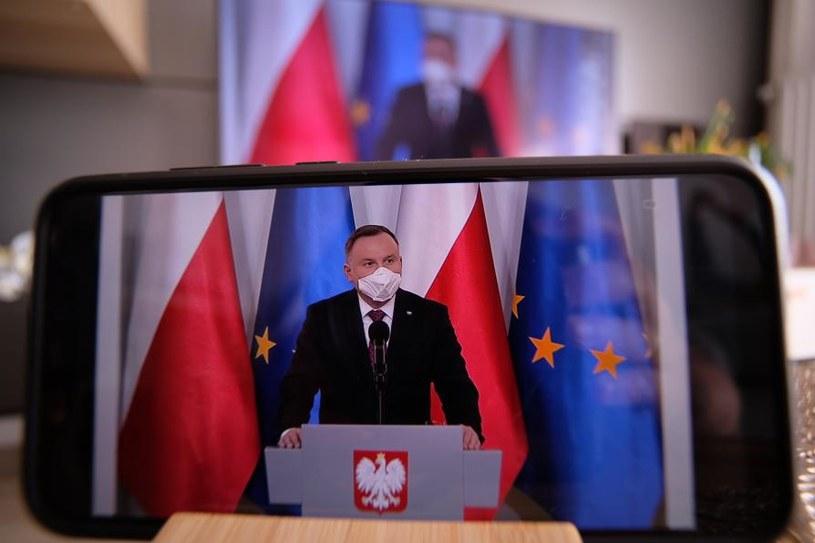 Andrzej Duda /Paweł Krawczyk /INTERIA.PL