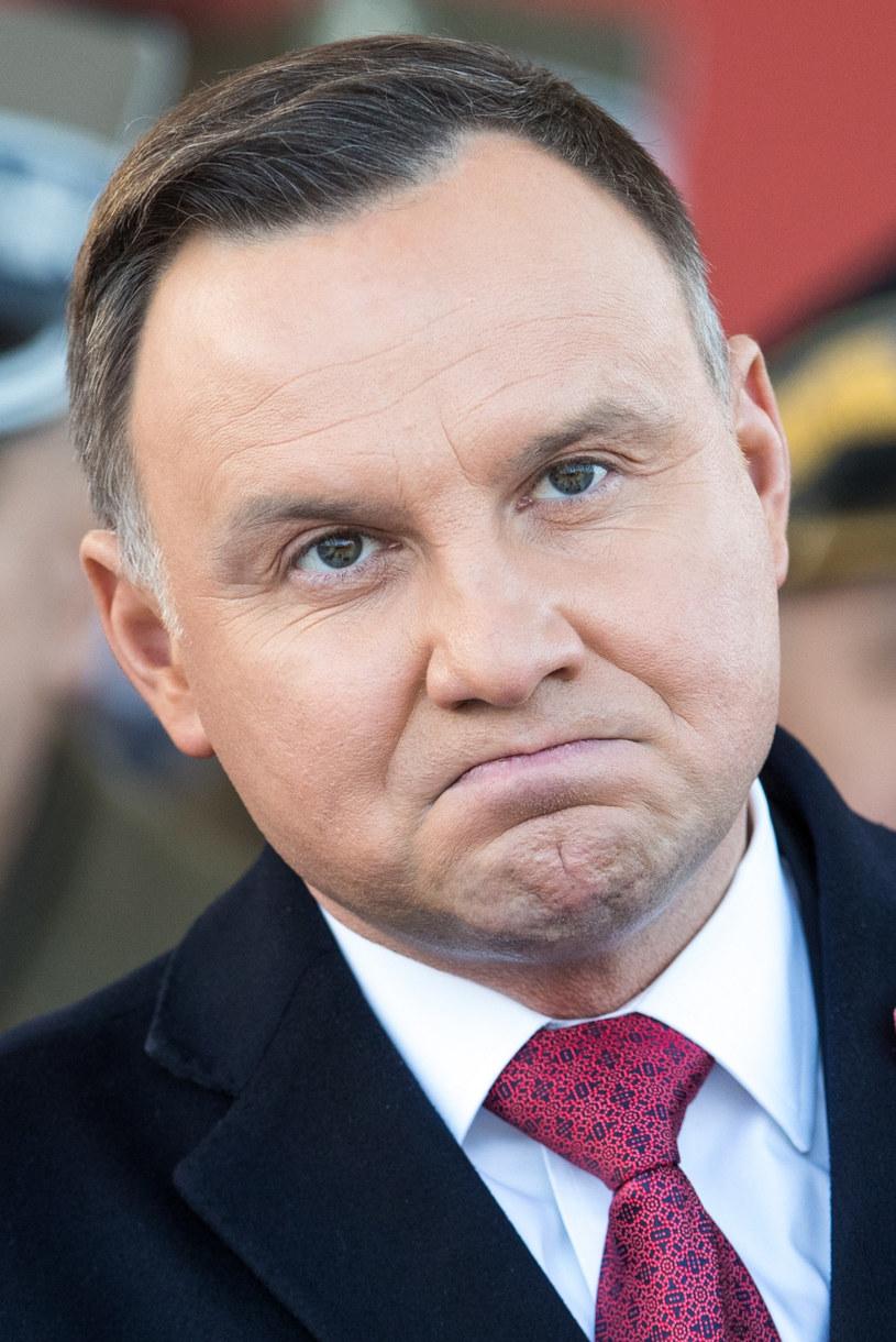 Andrzej Duda /Andrzej Iwańczuk /Reporter
