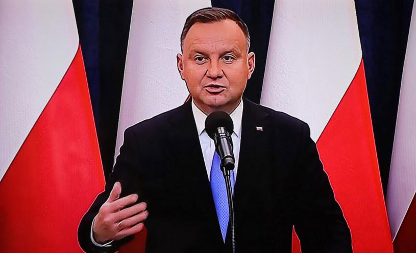 Andrzej Duda /Wojciech Olkuśnik /PAP