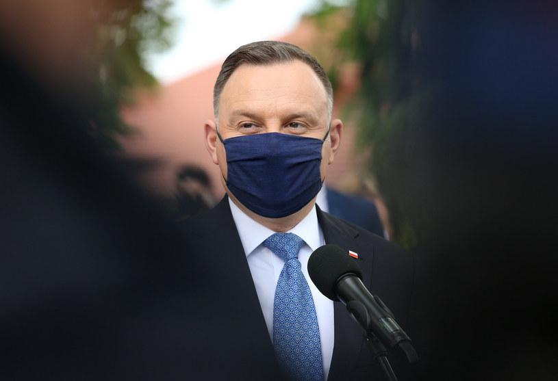 Andrzej Duda /Damian Klamka /East News