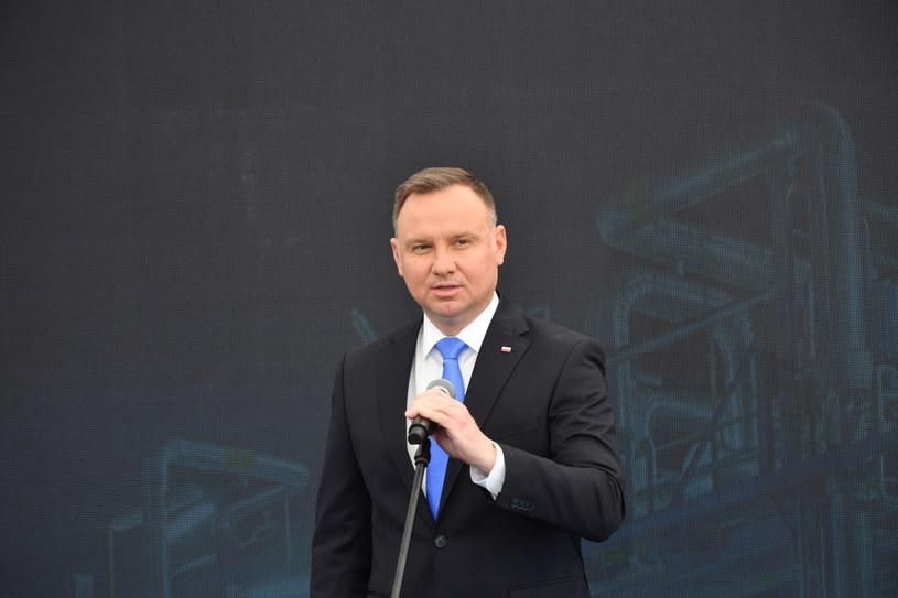 Andrzej Duda / Marcin Bielecki    /PAP