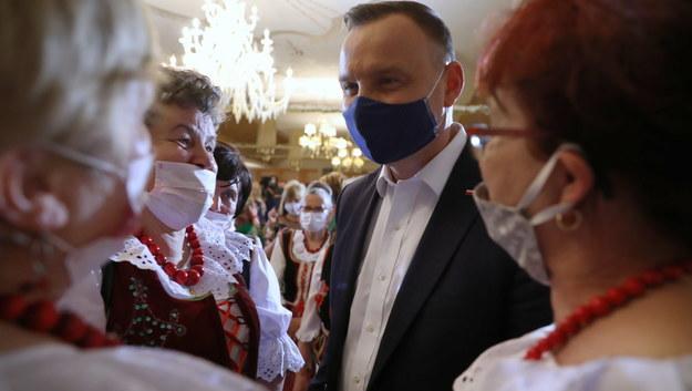 Andrzej Duda /Jakub Szymczuk / KPRP /PAP