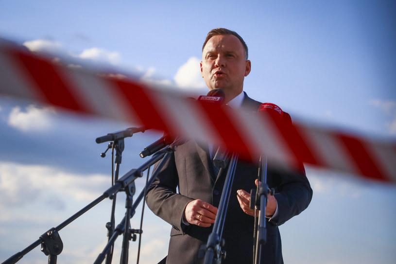 Andrzej Duda /Beata Zawrzel /Reporter