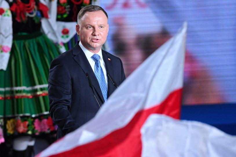 Andrzej Duda / Radek Pietruszka   /PAP