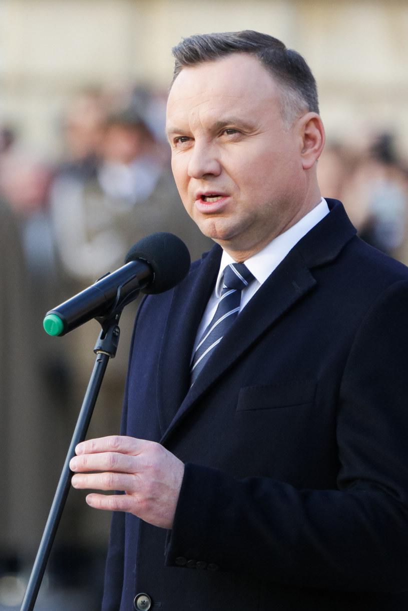 Andrzej Duda /AKPA