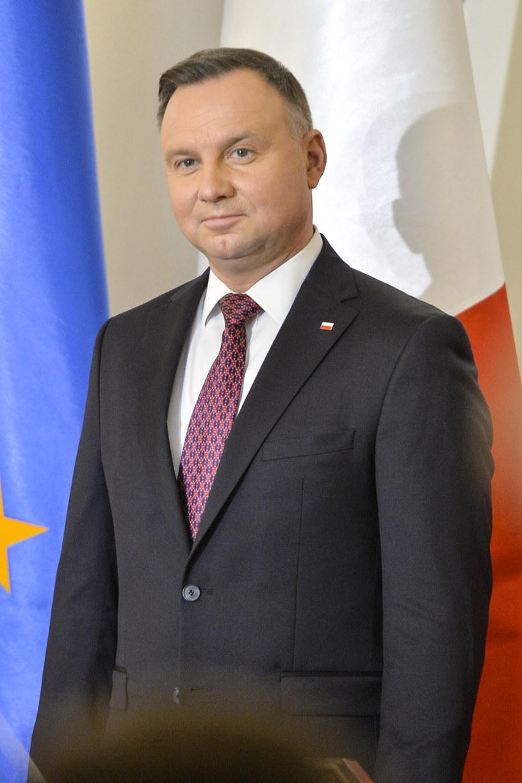 Andrzej Duda /Niemiec /AKPA