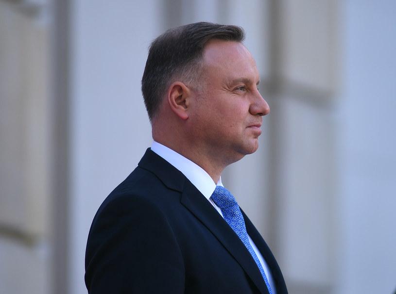 Andrzej Duda /Adam Chelstowski /Agencja FORUM