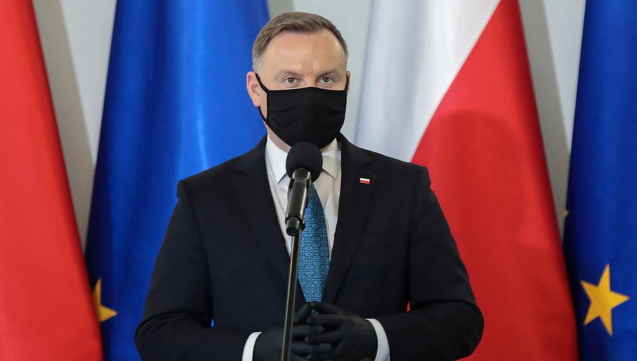 Andrzej Duda /Jakub Szymczuk /PAP