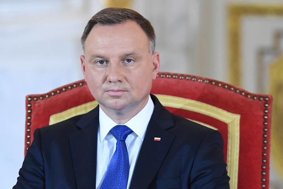 Andrzej Duda /Piotr Nowak /PAP