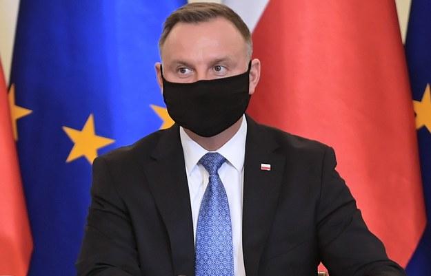 Andrzej Duda / Marcin Obara  /PAP
