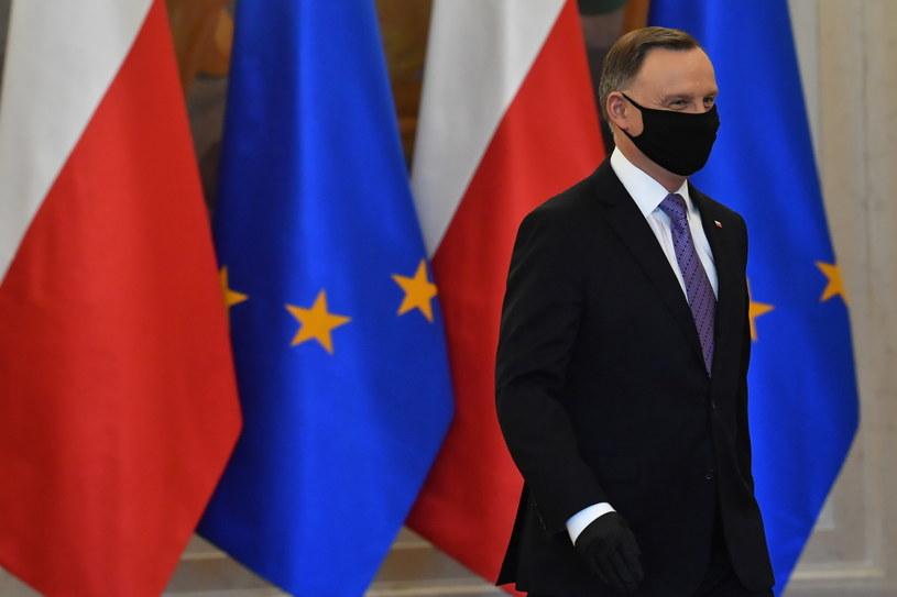 Andrzej Duda / PAP/Radek Pietruszka /PAP