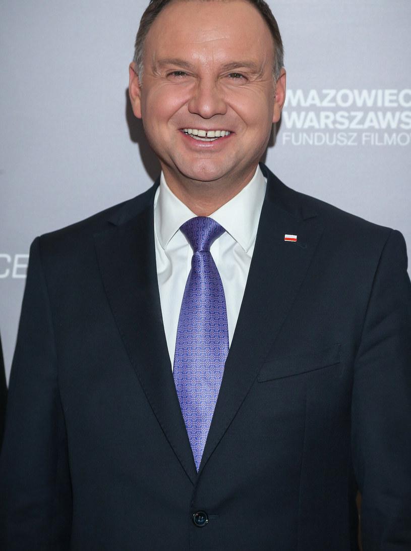 Andrzej Duda /Kamil Piklikieiwcz /East News