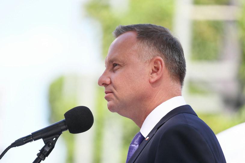 Andrzej Duda /Piotr Molecki/East News /East News