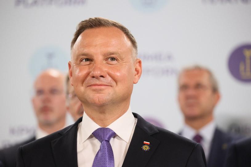 Andrzej Duda / PAP/Leszek Szymański /PAP
