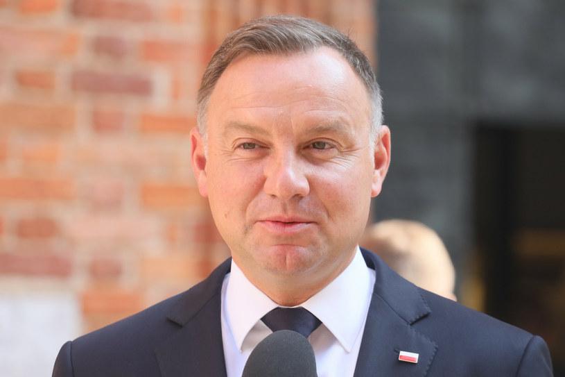 Andrzej Duda /Paweł Wodzyński /East News