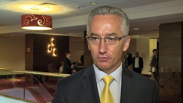 Andrzej Dulka, prezes Alcatel-Luncet /Newseria Biznes