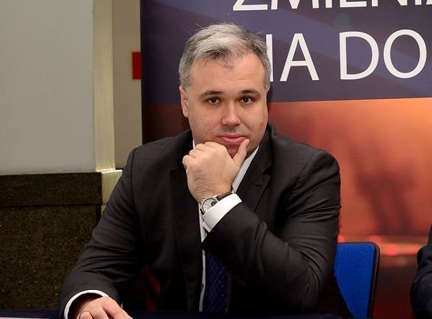 Andrzej Filip Wojciechowski, b. prezes PKP PLK. Fot. PKP PLK /Rynek Kolejowy