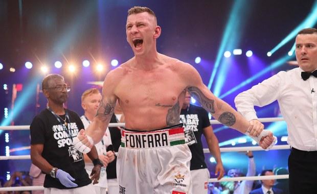 Andrzej Fonfara niespodziewanie kończy karierę