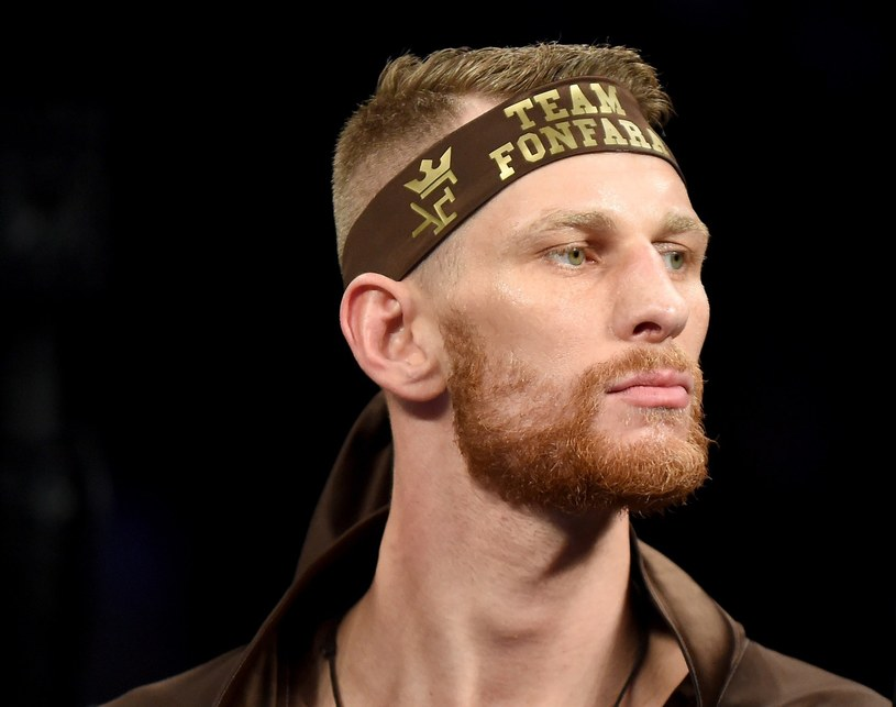 Andrzej Fonfara - nr 2 rankingu WBC. /Harry How /AFP