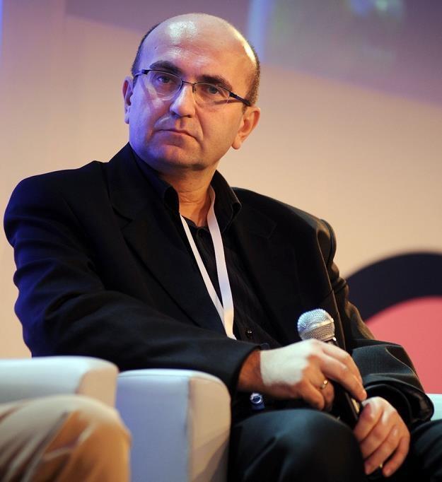 Andrzej Gantner. Fot. Lech Gawuc /Reporter