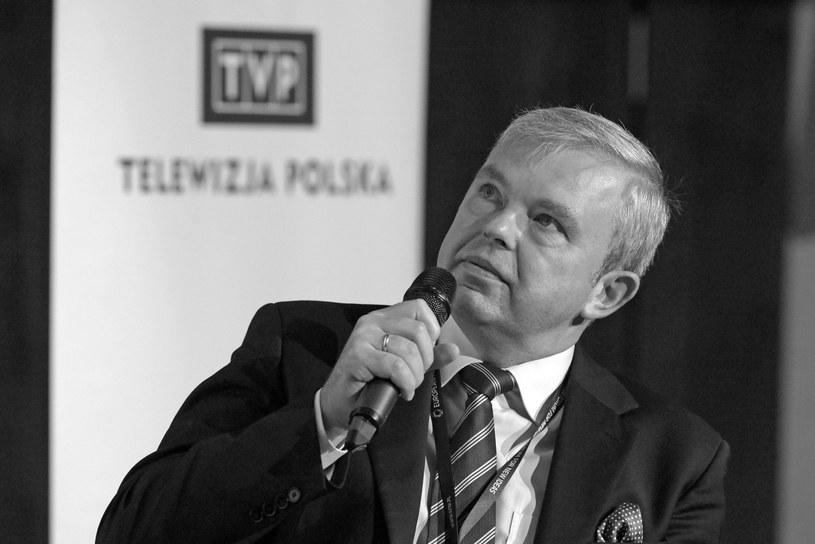 Andrzej Godlewski miał 49 lat /Wojciech Strozyk/REPORTER /Reporter