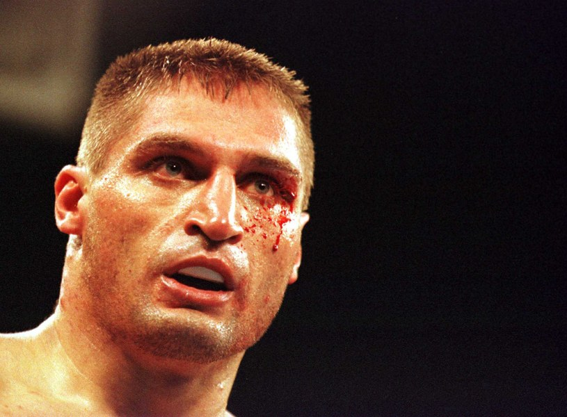 Andrzej Gołota jest legendą polskiego boksu zawodowego /Getty Images
