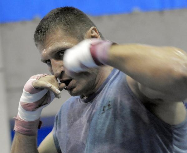 Andrzej Gołota /AFP