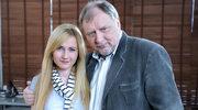 Andrzej Grabowski cieszy się szczęściem córki. Zuzanna urządza nowe mieszkanie