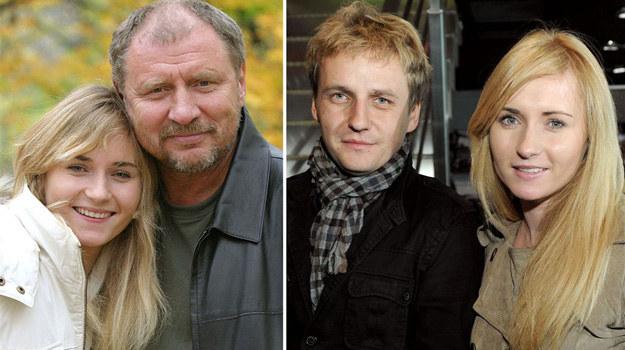 Andrzej Grabowski cieszy się, że Zuzanna i Paweł oficjalnie są już prawdziwą rodziną. /Agencja W. Impact