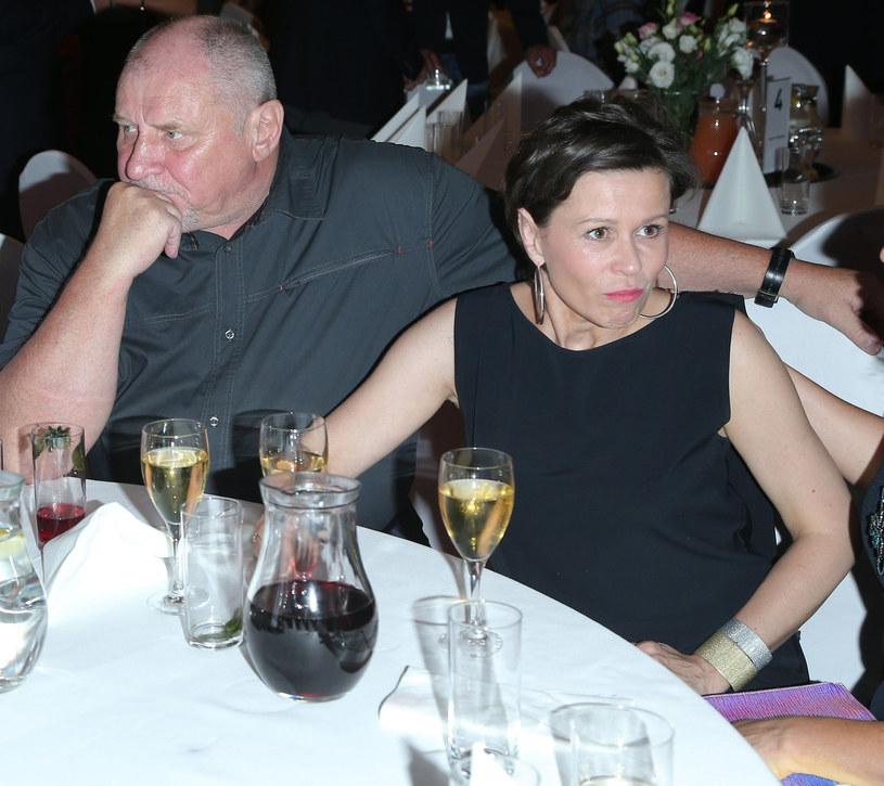 Andrzej Grabowski i Anita Kruszewska /East News