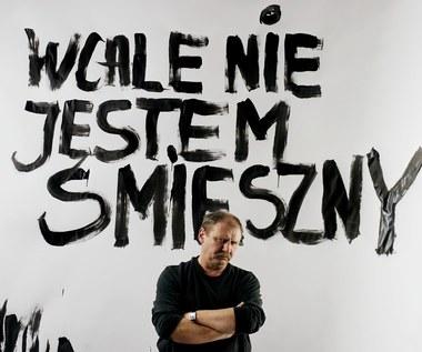 Andrzej Grabowski ma dystans do siebie