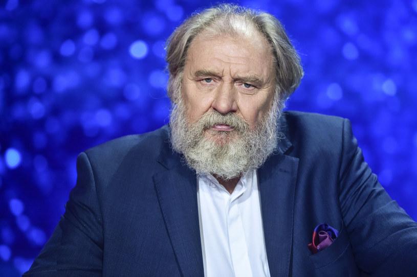 Andrzej Grabowski nominowany jest do Telekamer w kategorii Juror / Jacek Kurnikowski /AKPA