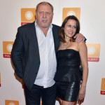 Andrzej Grabowski z żoną