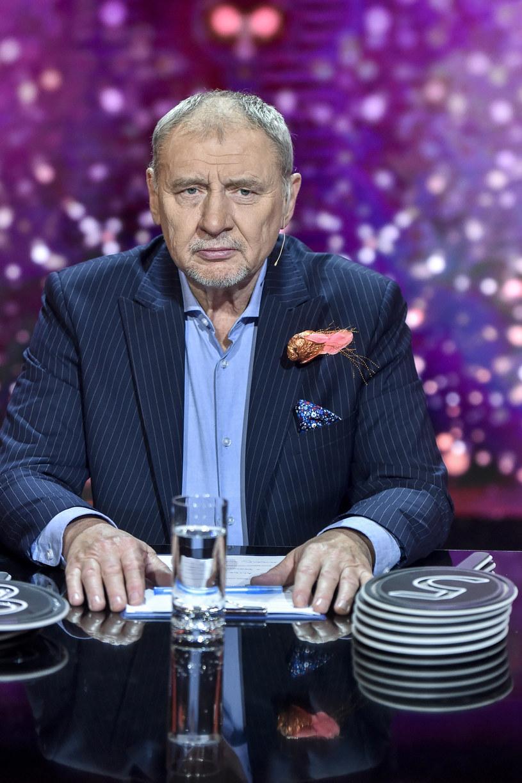 """Andrzej Grabowski zasiada w jury programu """"Dancing With the Stars. Taniec z gwiazdami"""" /AKPA"""