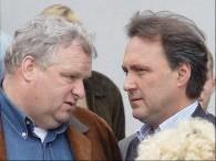 Andrzej Grajewski i Andrzej Pawelec /www.widzew.pl