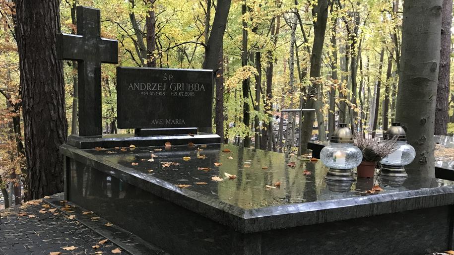 Groby Znanych Polskich Muzyków Artystów Sportowców Rmf 24