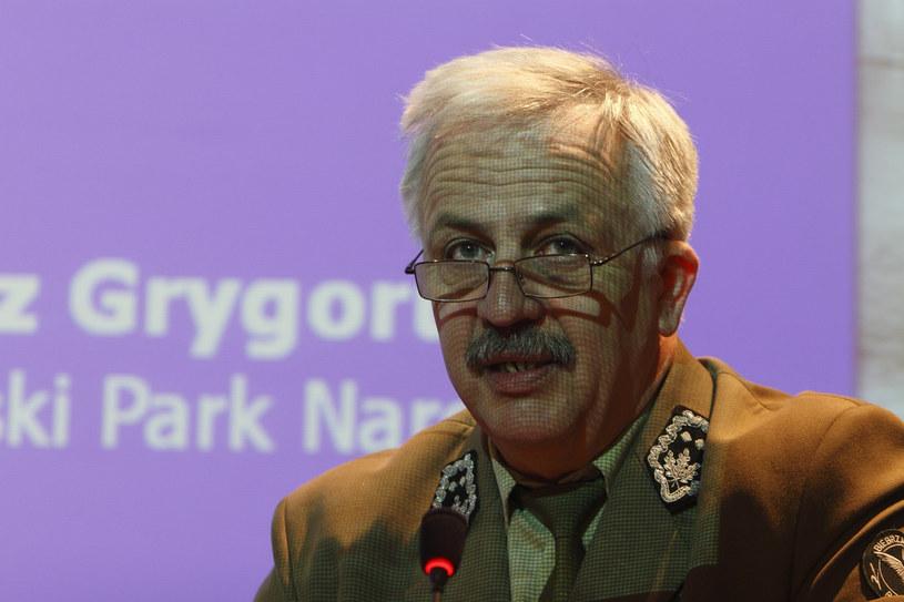 Andrzej Grygoruk /fot Marek Maliszewski/REPORTER /
