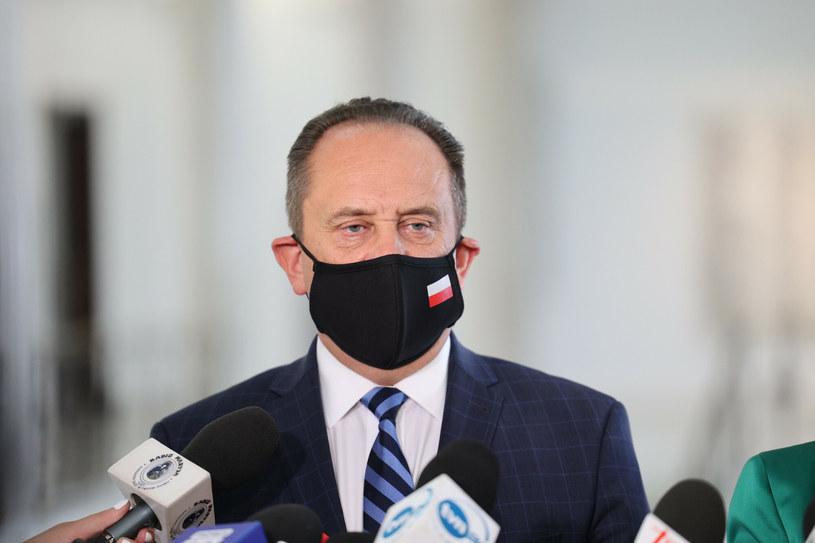 Andrzej Gut-Mostowy / Jacek Dominski /REPORTER /Reporter