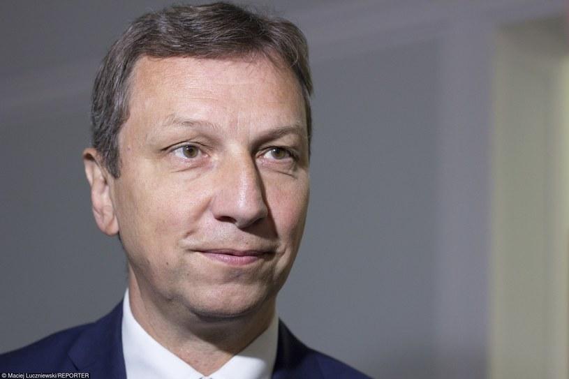 """Andrzej Halicki: """"Do tej pory takiego spotkania nie zaproponowano"""" /Maciej Luczniewski/REPORTER /East News"""