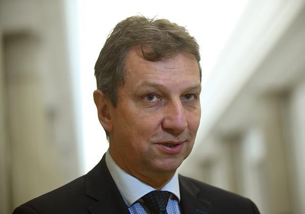 Andrzej Halicki, poseł PO. Fot.Adam Chelstowski /FORUM