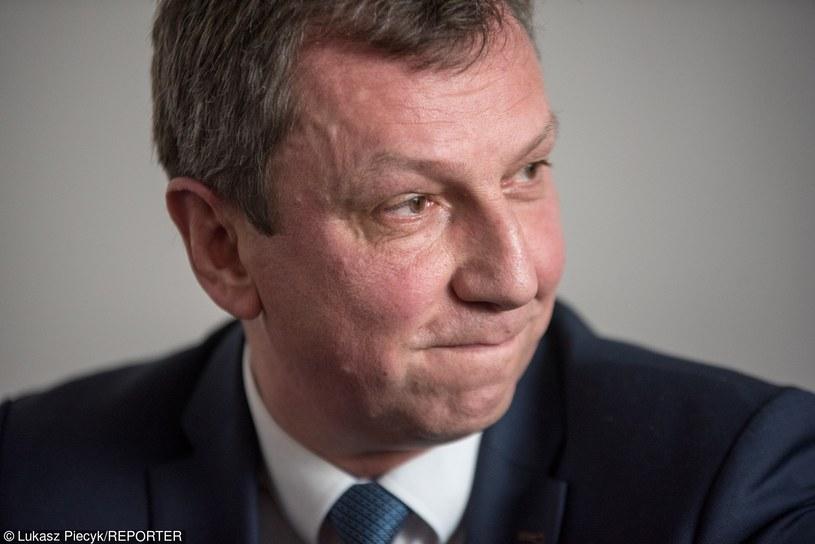 Andrzej Halicki /Lukasz Piecyk/REPORTER /East News