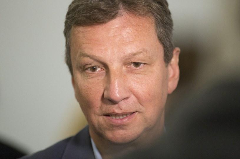 Andrzej Halicki /Maciej Luczniewski/REPORTER /Reporter