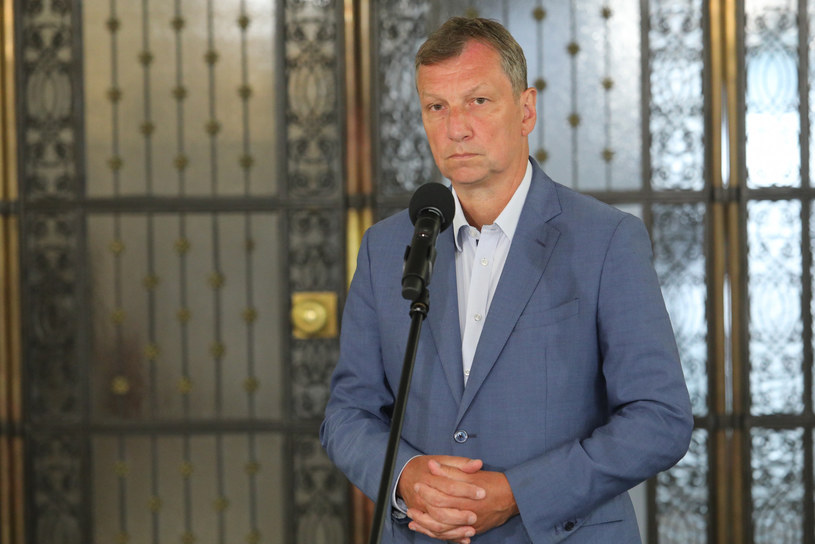 Andrzej Halicki /Fot Tomasz Jastrzebowski /Reporter